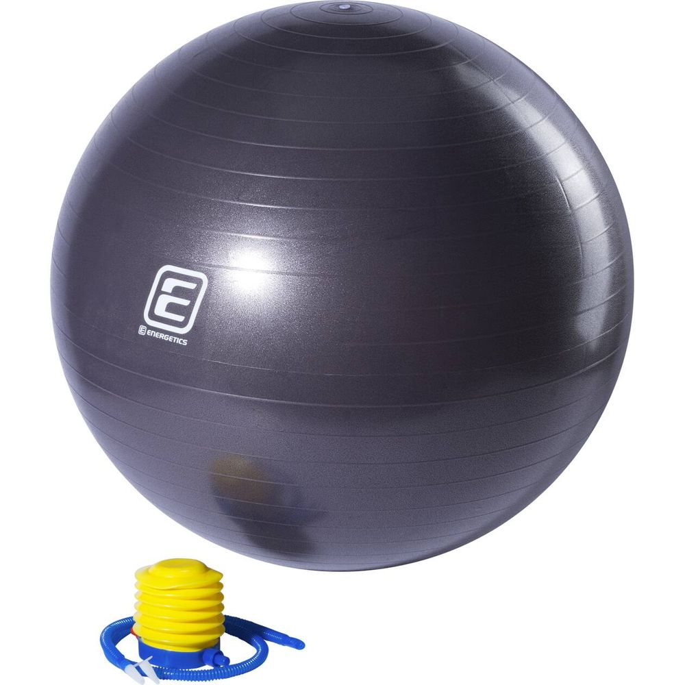 Energetics Physioball Mit Pumpe - grau