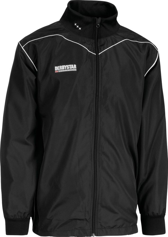 DerbyStar Brillant Windbreaker - Schwarz - Regenjacken-Herren