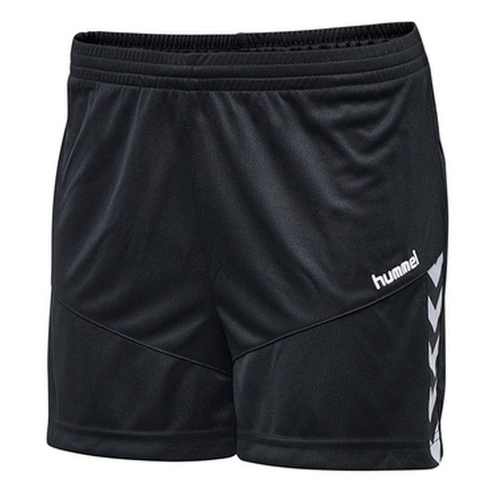Hummel Hummel Court Trophy Poly Shorts Wom - black - Shorts-Damen