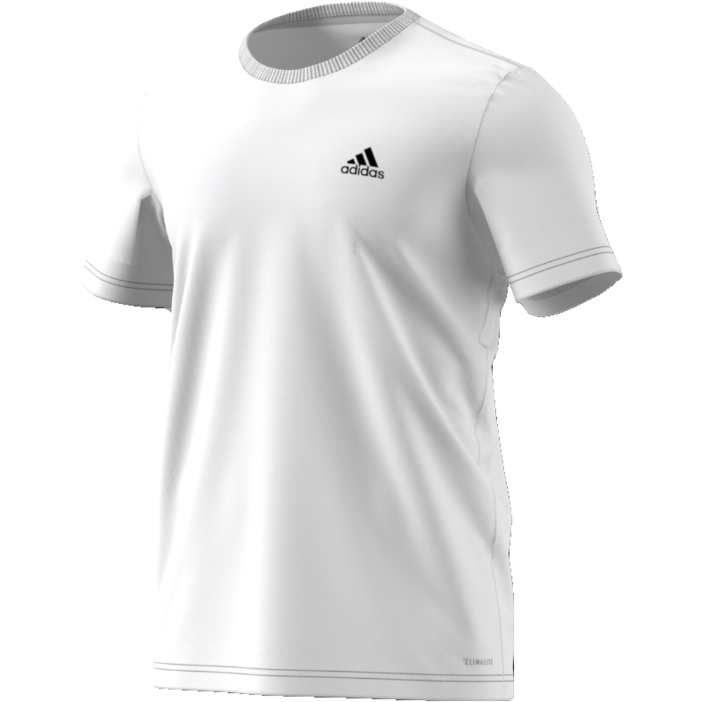 adidas PARIS GRAPH TEE - WHITE