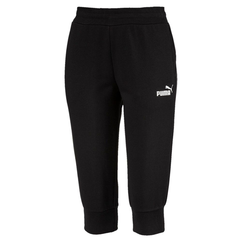 Puma Damen Trainingshose ESS Capri Sweat Pants TR