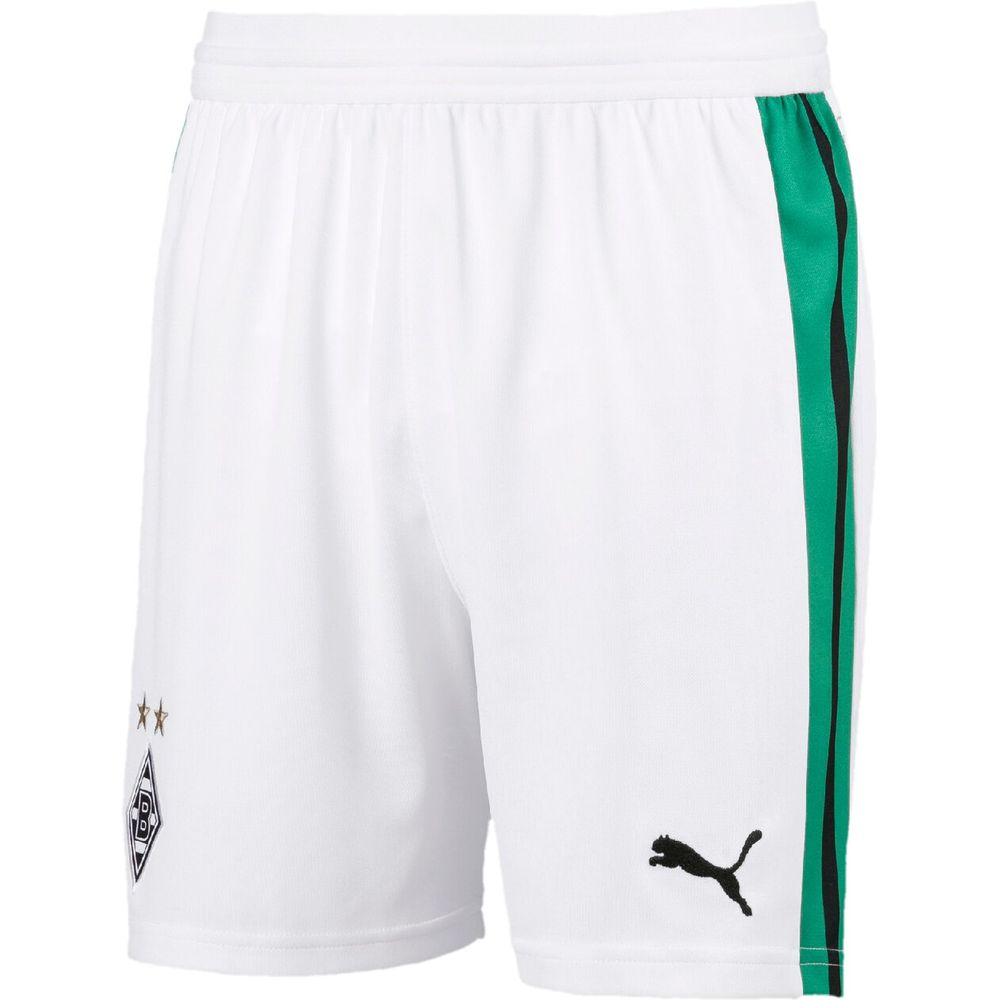 PUMA Kinder Fußballshorts BMG Shorts Replica Jr with innerslip