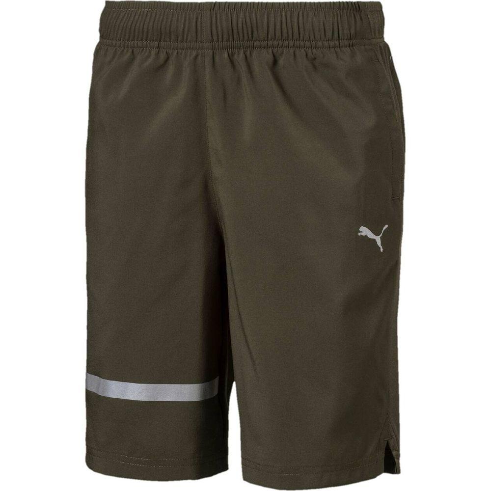 PUMA Kinder Shorts Gym Easy Woven Shorts B