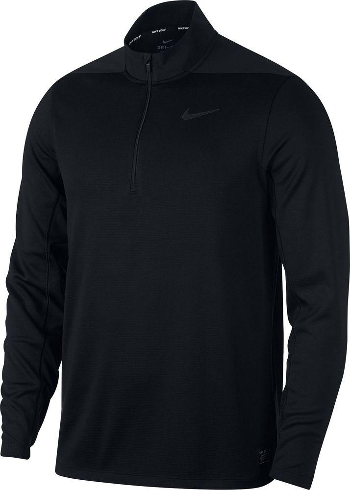 Nike M Nk Dry Top Hz Core - black/black/black/black
