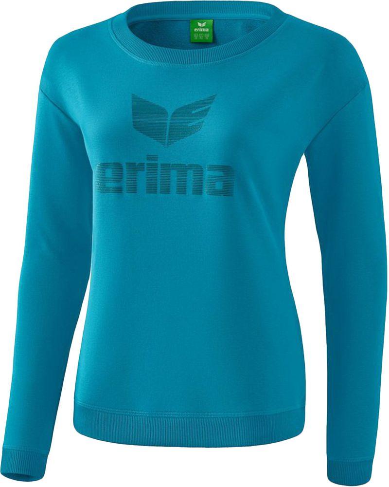 Erima Essential Sweatshirt - oriental blue/colonial blue