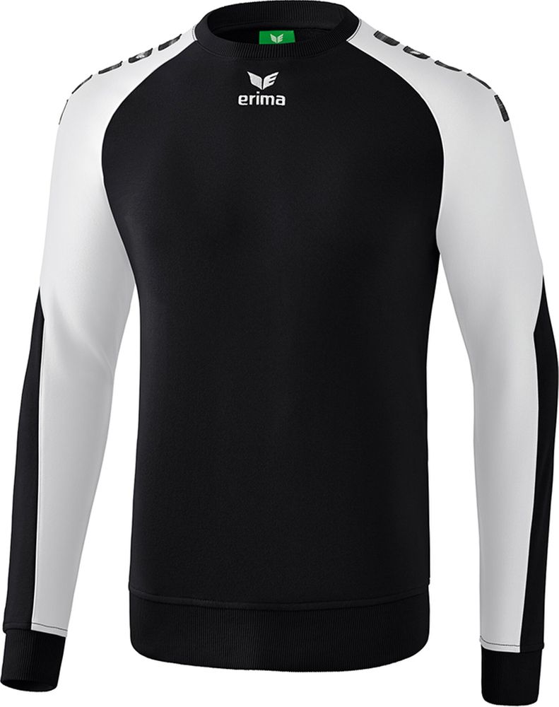 Erima Essential 5-C Training Sweat - black/white