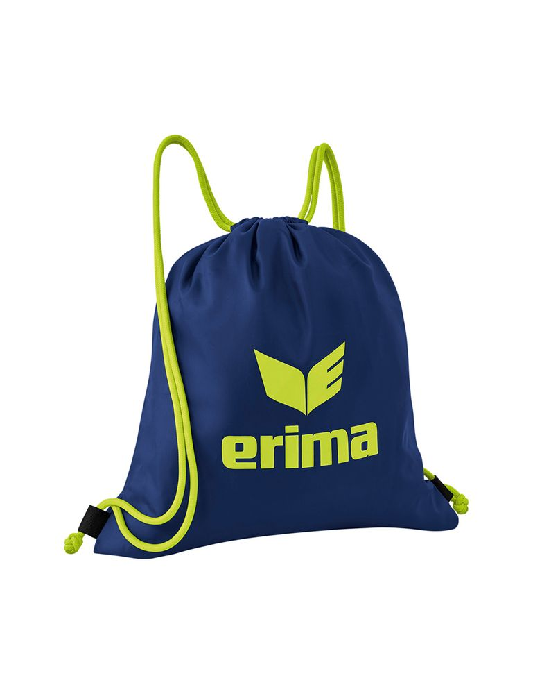 Erima Gym Sack Pro - new navy/lime