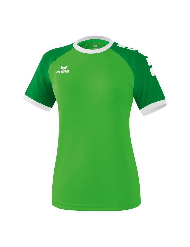 Erima Zenari 3.0 Jersey Shortsleeve - green/smaragd/white