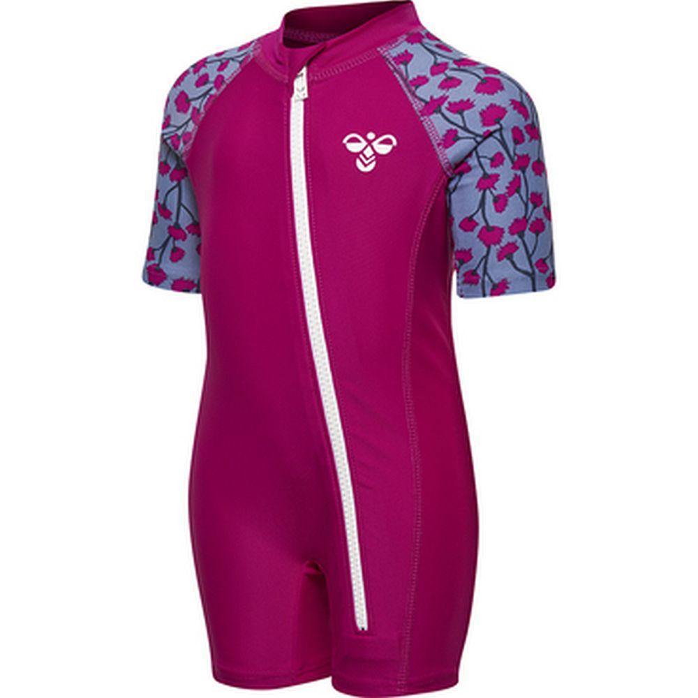 Hummel Hmlvenus Swim Bodysuit - magenta