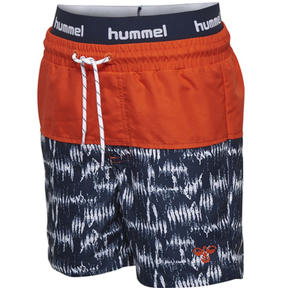 Hummel Hmlspot Board Shorts - salt/pebber