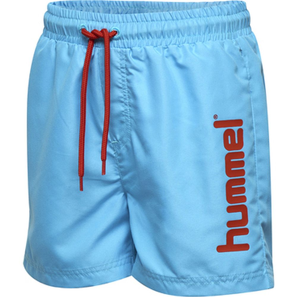 Hummel Hmlbay Board Shorts - ethereal blue