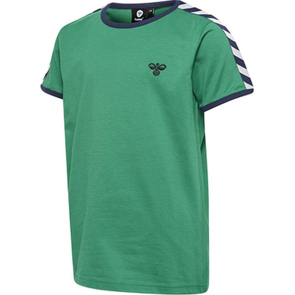 Hummel Hmlerik T-Shirt S/S - pepper green