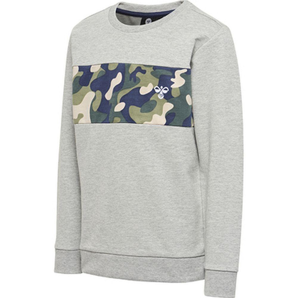 Hummel Hmllimar Sweatshirt - grey melange