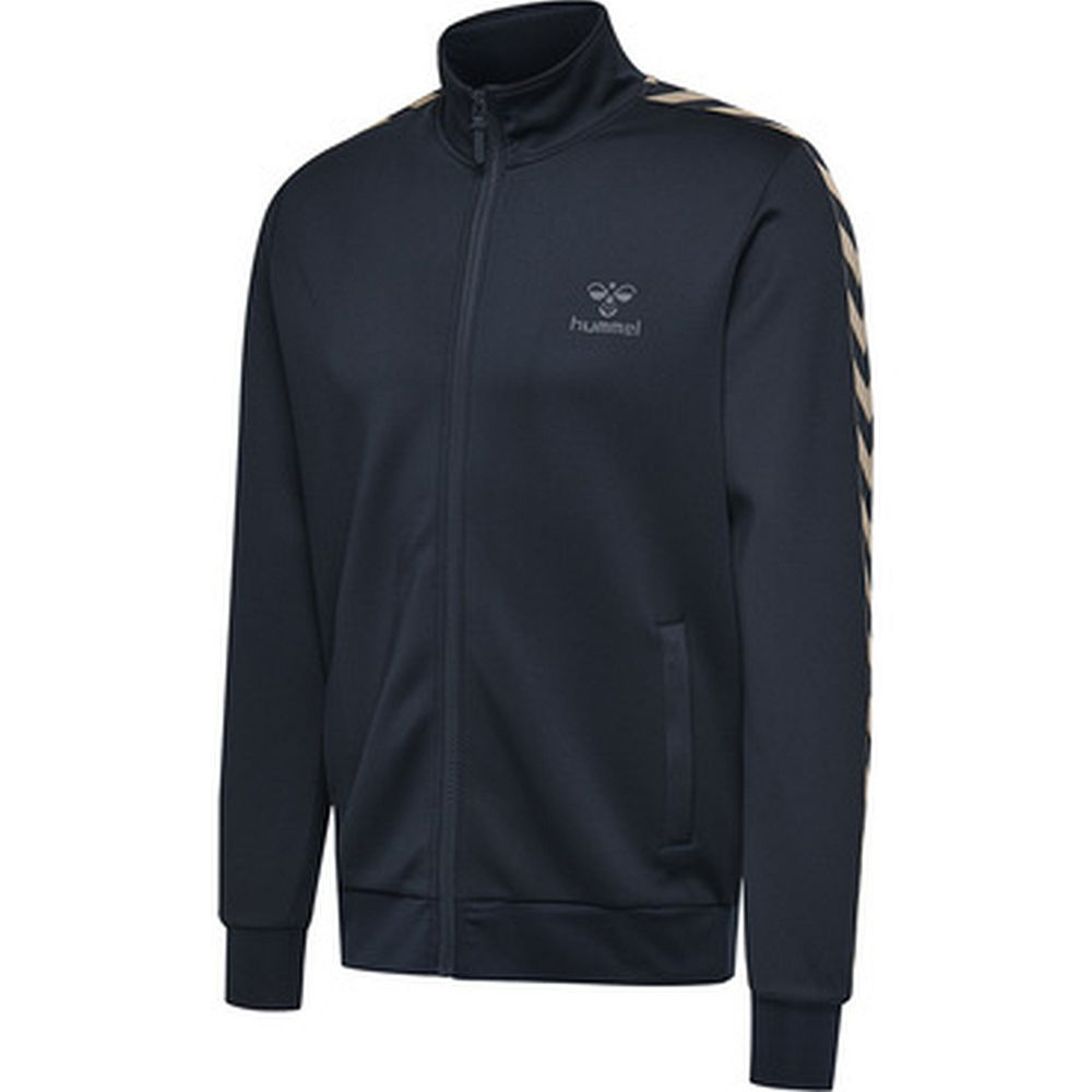 Hummel Hmleli Zip Jacket - black iris
