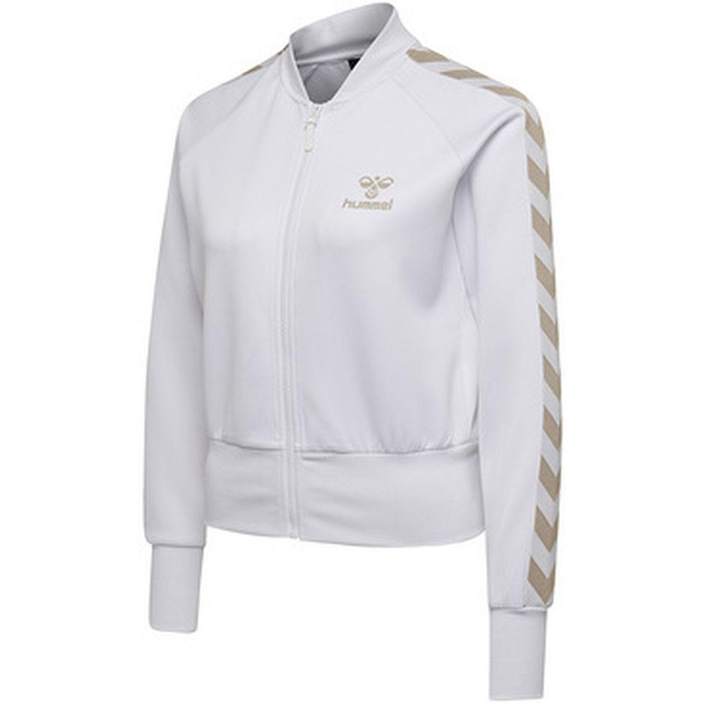 Hummel Hmlmaria Zip Jacket - white