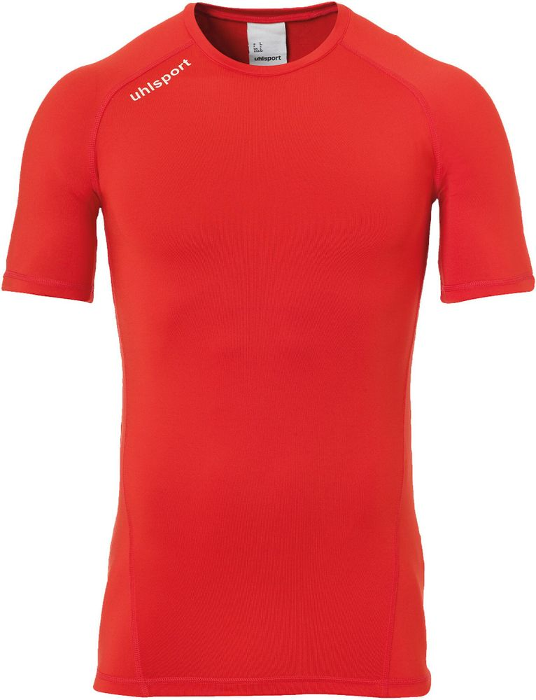 Uhlsport Distinction Pro Baselayer Rundhals - rot
