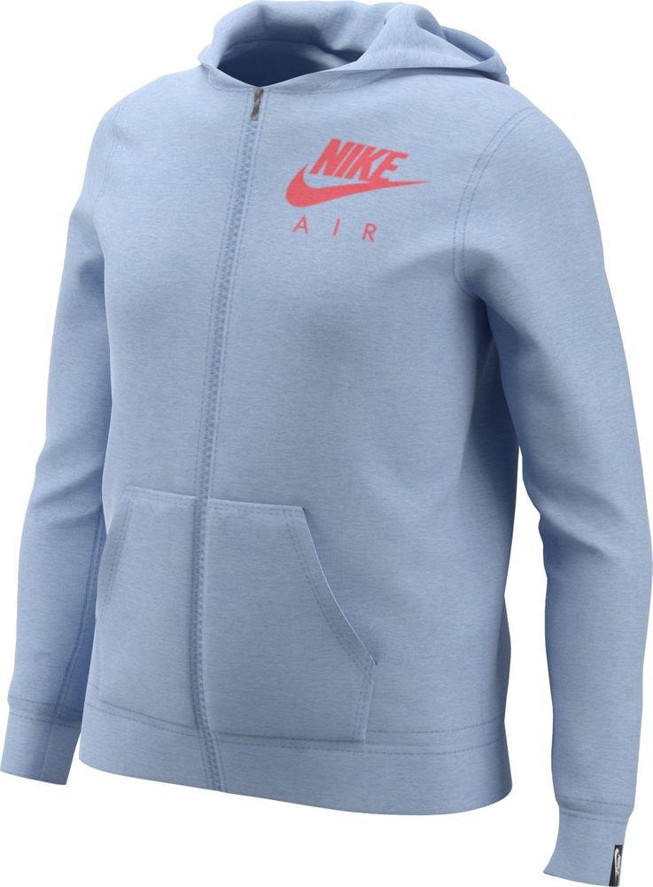 Nike G Nsw Nike Air Fz - aluminum/htr/ember glow
