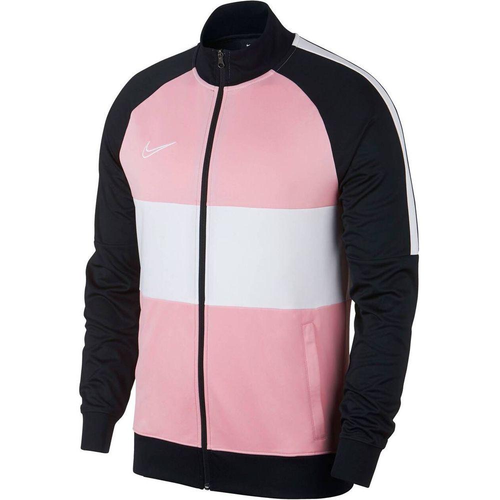 Nike M Nk Dry Acdmy Trk Jkt I96 K - black/med soft pink/white/whit