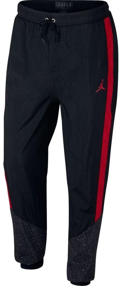 Nike Diamond Cement Pant - black/gym red/gym red