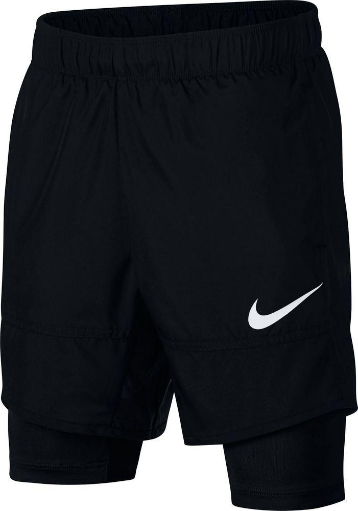 Nike B Nk Short Hybrid W - black/black/white