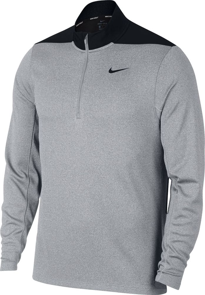 Nike M Nk Dry Top Hz Core - wolf grey/pure platinum/black/
