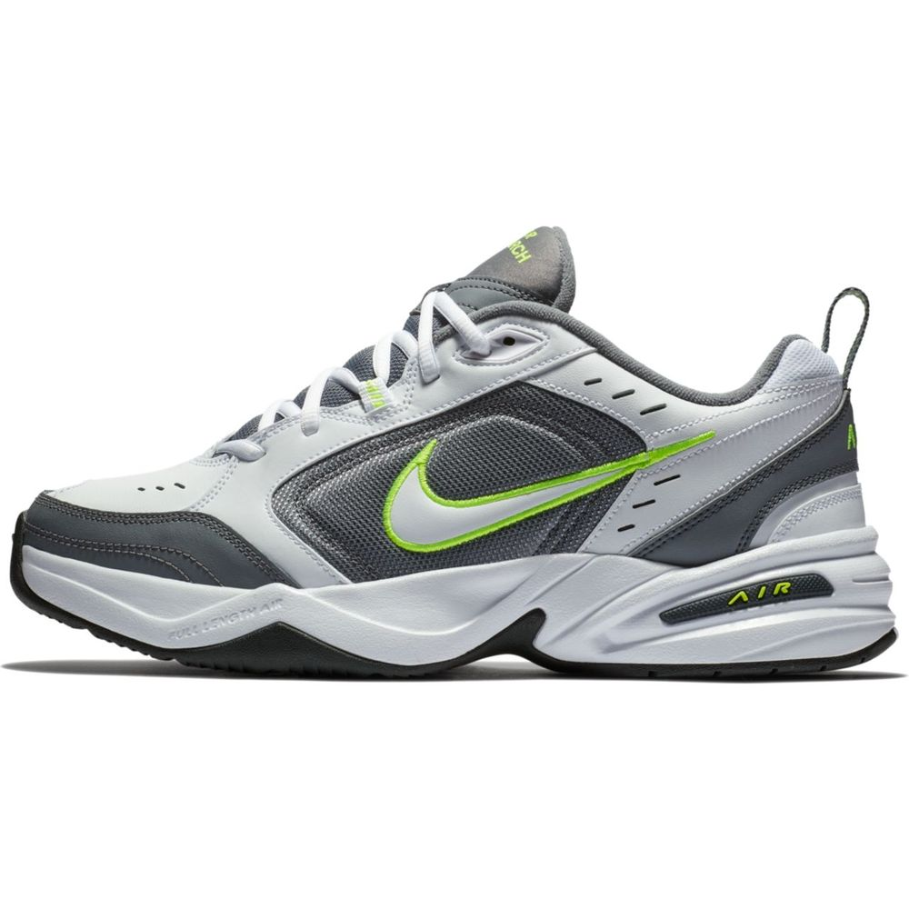 Nike Nike Air Monarch Iv - white/white-cool grey-anthracite