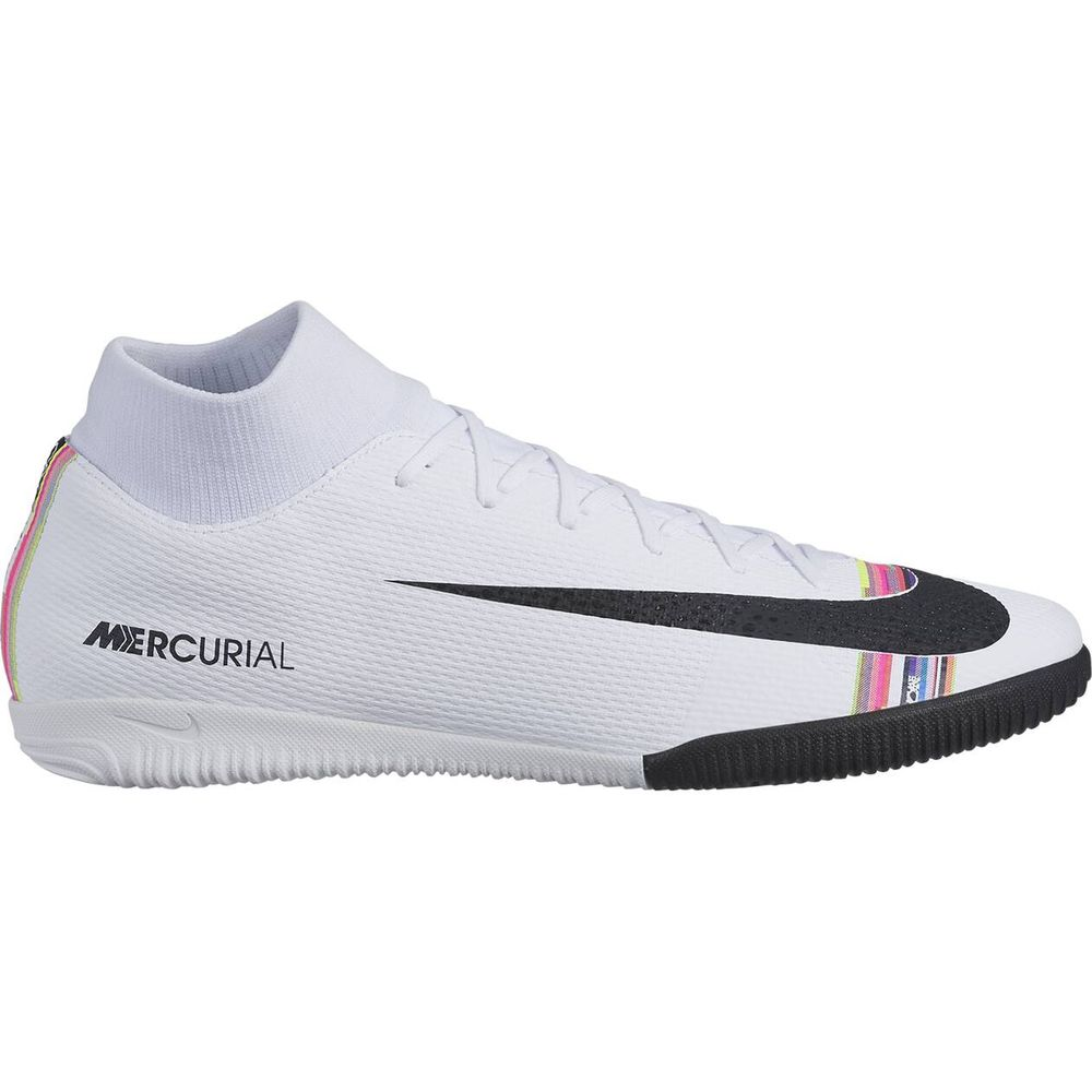 Nike Superfly 6 Academy Cr7 Ic - white/black-pure platinum