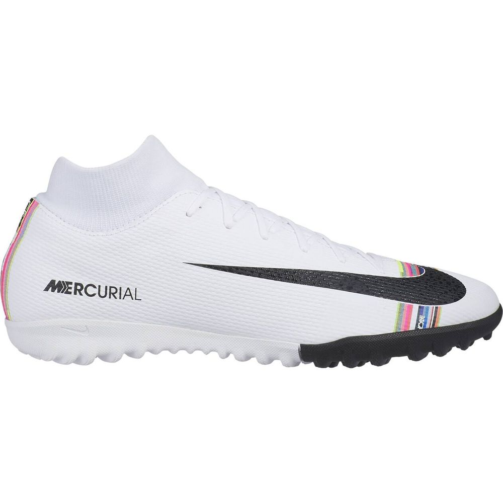 Nike Superfly 6 Academy Cr7 Tf - white/black-pure platinum