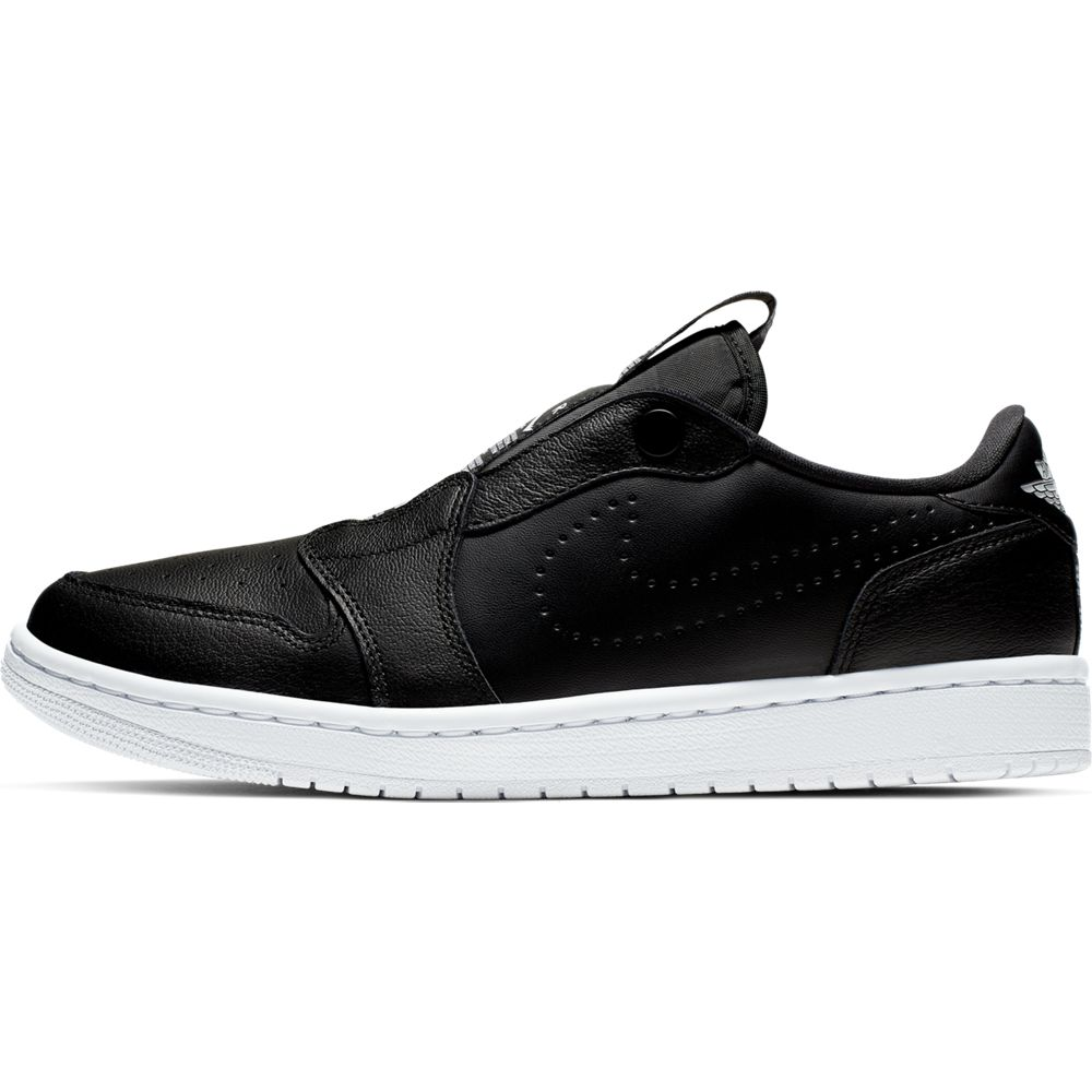 Nike Wmns Air Jordan 1 Ret Low Slip - black/white