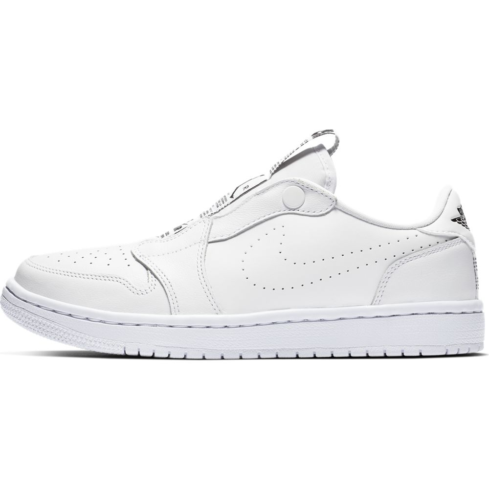 Nike Wmns Air Jordan 1 Ret Low Slip - white/black