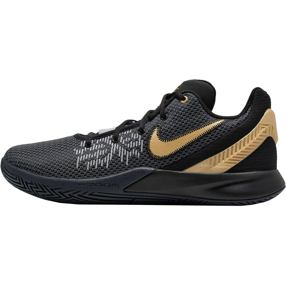 Nike Kyrie Flytrap Ii - black/metallic gold-anthracite