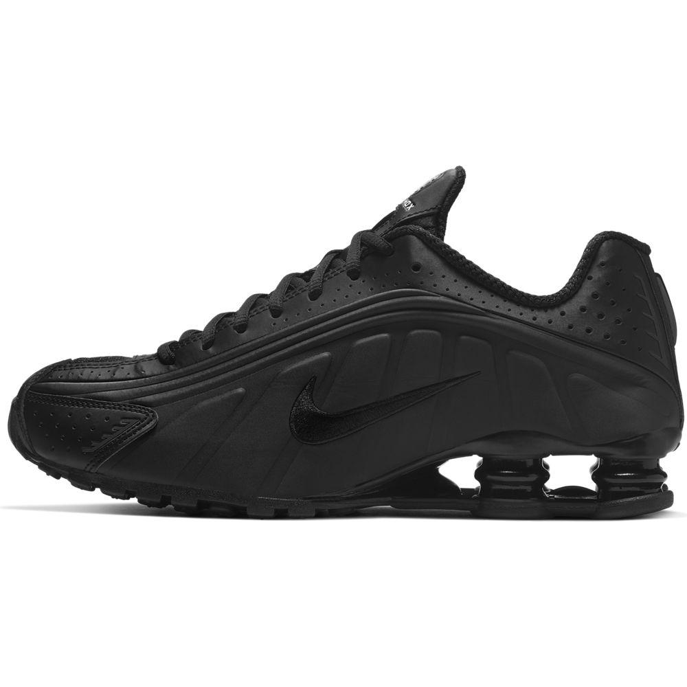Nike Nike Shox R4 - black/black-black-white