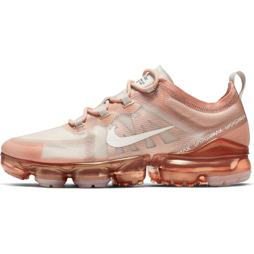 Nike Wmns Air Vapormax 2019 - rose gold/summit white-moon particl