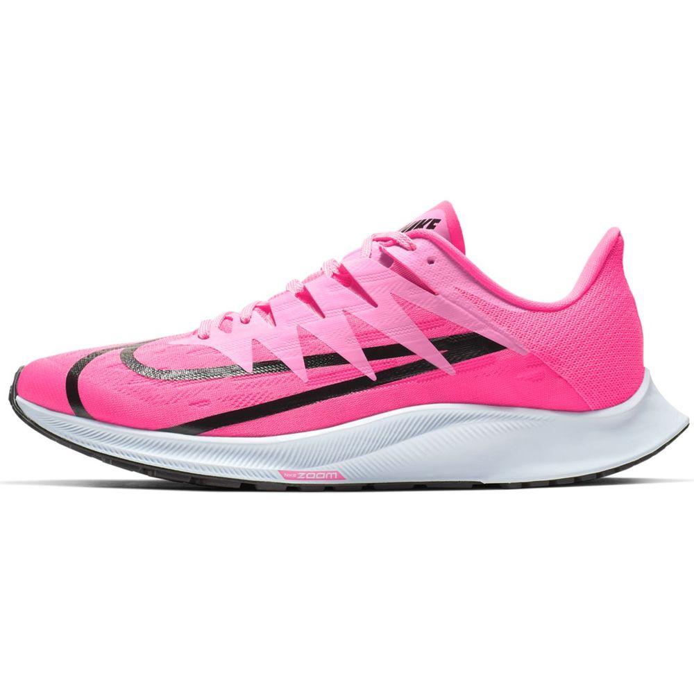 Nike Wmns Nike Zoom Rival Fly - hyper pink/black-lotus pink-half bl
