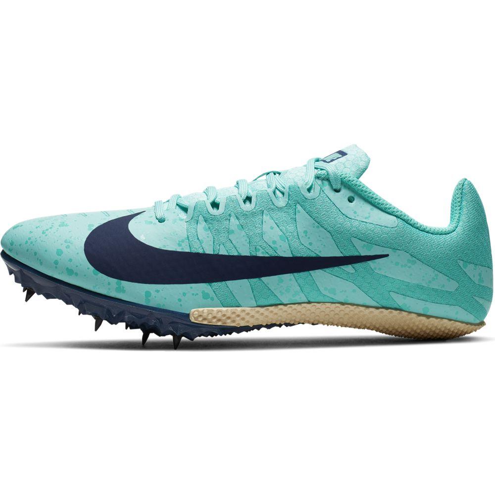 Nike Wmns Nike Zoom Rival S 9 - aurora green/blue void-hyper jade