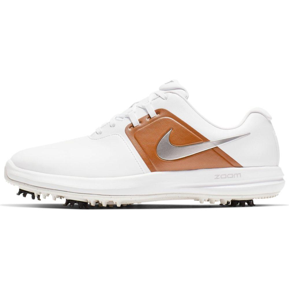 Nike Air Zoom Victory - white/metallic silver-lt british ta