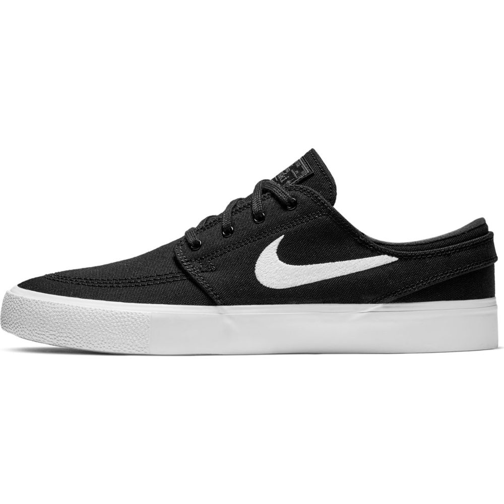 Nike Nike Sb Zoom Janoski Cnvs Rm - black/white-thunder grey-gum light