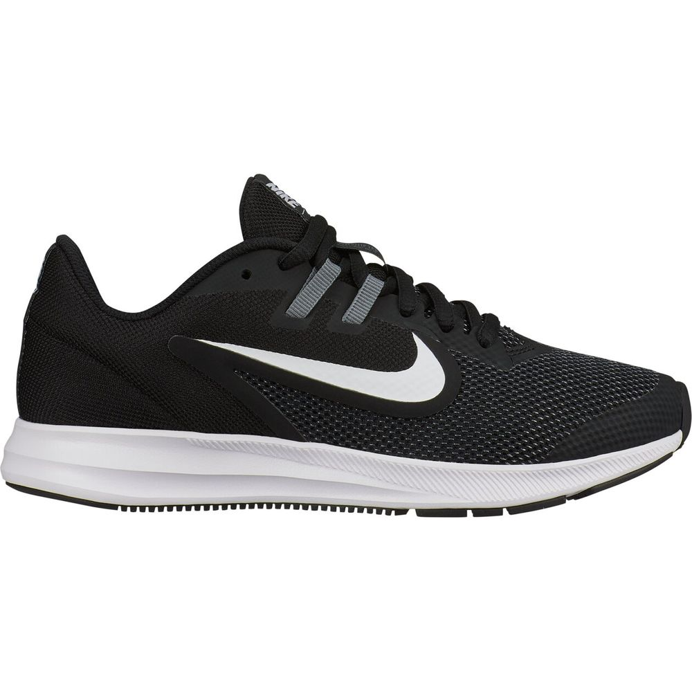 Nike Nike Downshifter 9 (Gs) - black/white-anthracite-cool grey