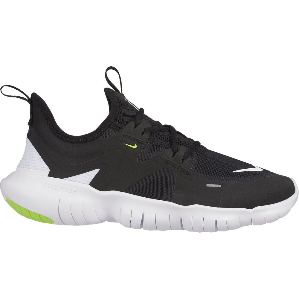 Nike Nike Free Rn 5.0 (Gs) - black/white-anthracite-volt