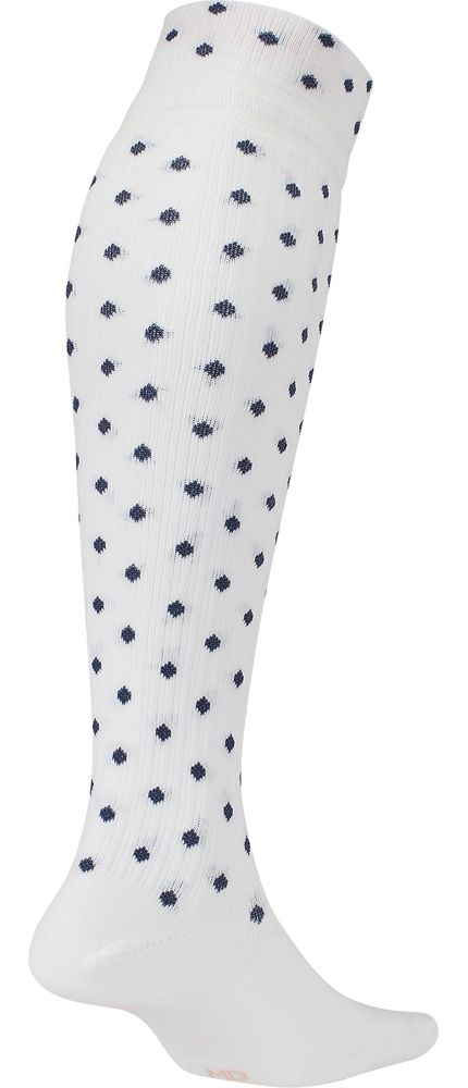 Nike W Nike Air Knee High - Fff - white/midnight navy/coral stardust