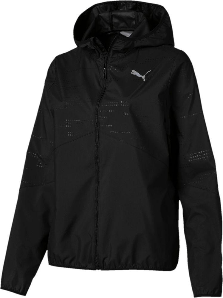 Puma Damen Laufjacke Ignite Hooded Wind Jacket