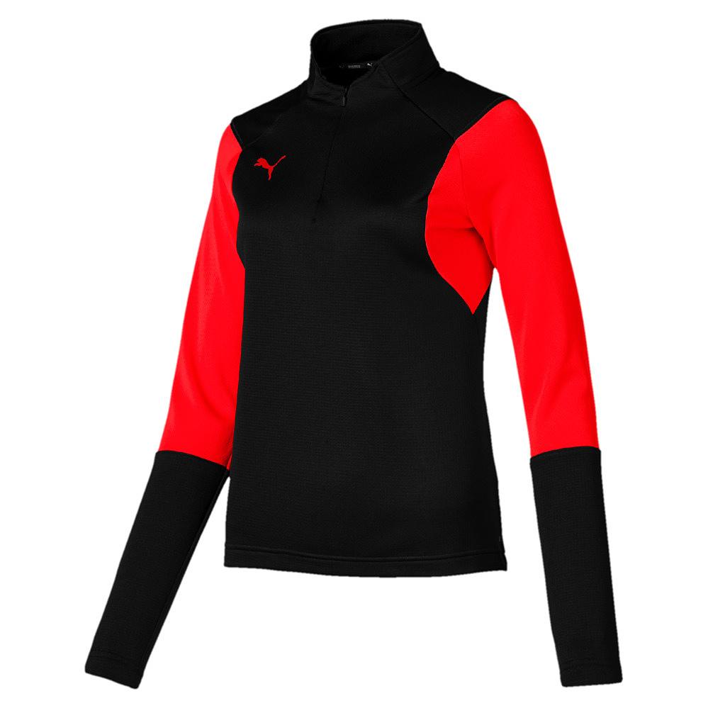 Puma Damen Sweatshirt ftblNXT 1/4 Zip Top W