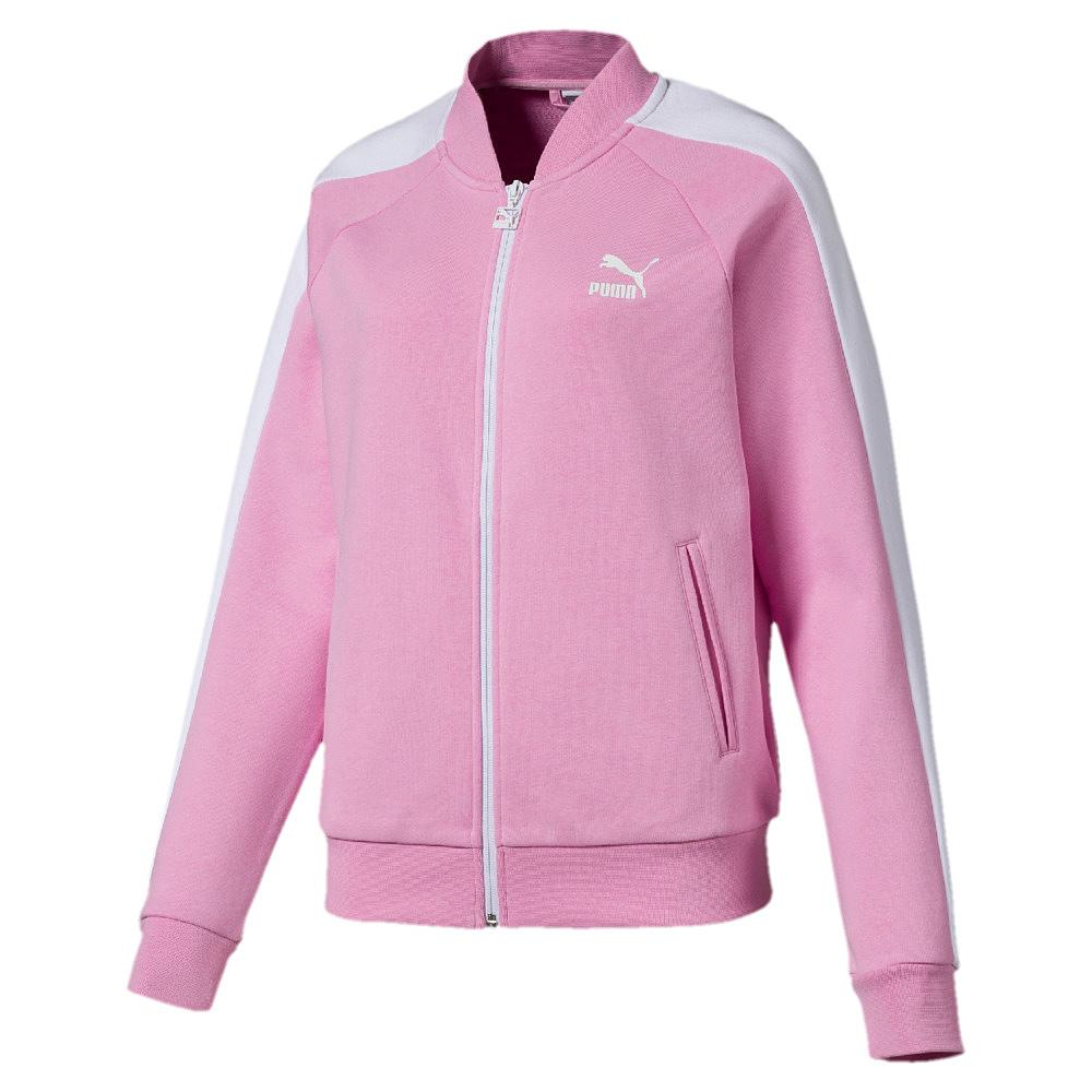 Puma Damen Sweatjacke Classics T7 Track Jacket, FT