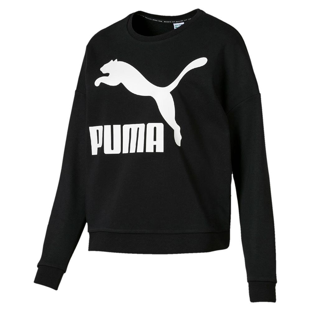 Puma Damen Sweatshirt Classics Logo Crew