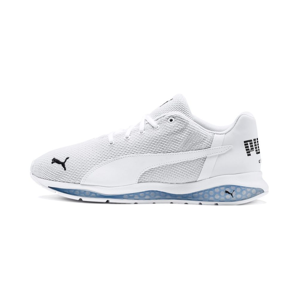 Puma Cell Ultimate Point - puma white-glacier gray