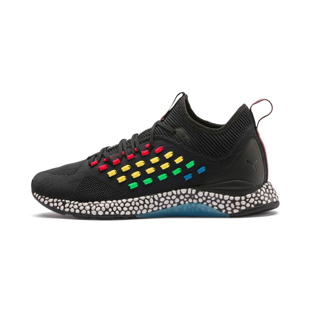 Puma Hybrid Fusefit Heat Map - puma black