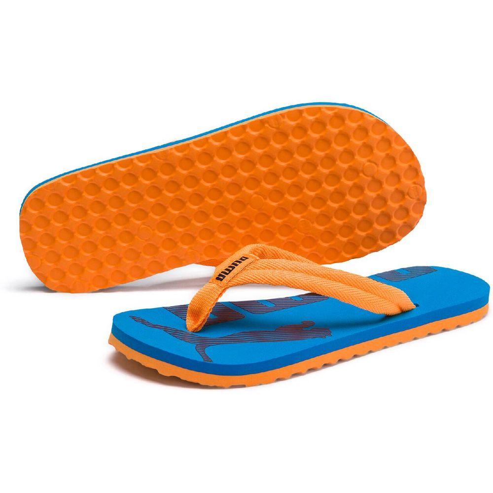 Puma Epic Flip V2 Jr - orange pop-indigo bunting