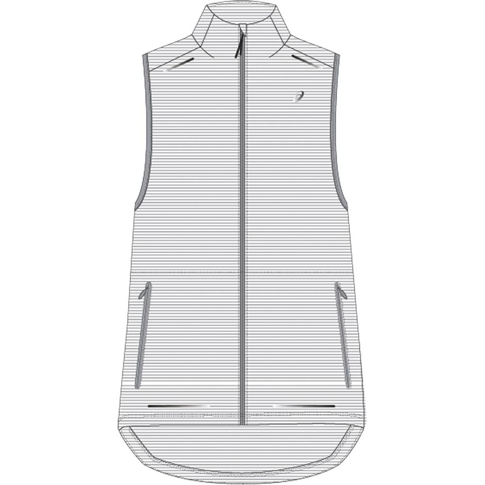 ASICS Damen OTHERS LITE-SHOW VEST