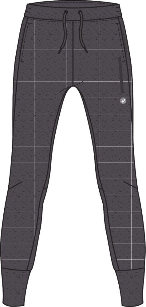 Asics Tailored Pant - phantom heather