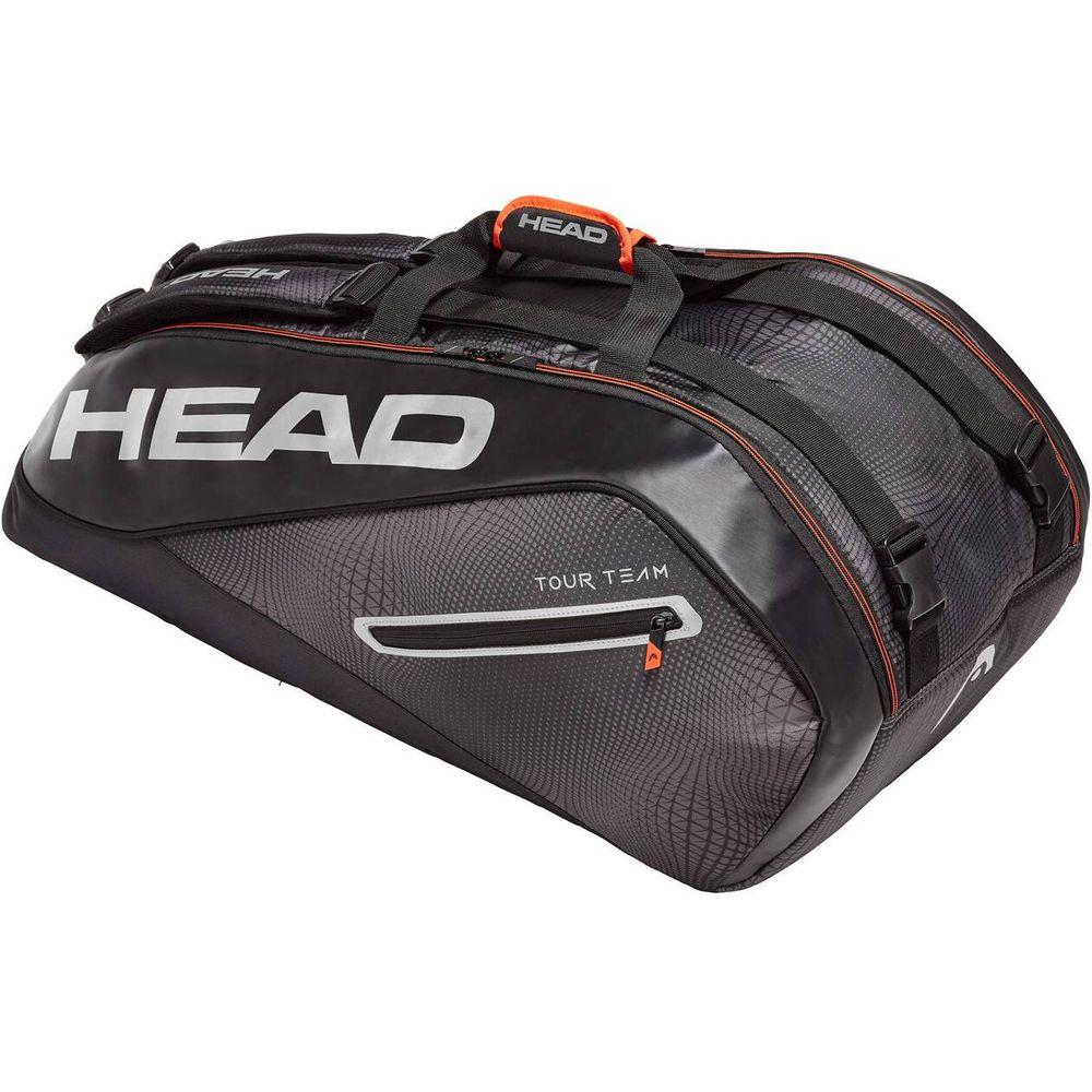 Head Tour Team 9R Supercombi - black silver